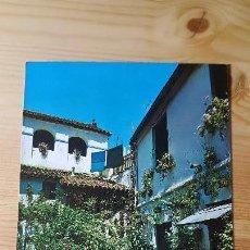 Postales: CORDOBA PATIO TIPICO. Lote 148321262