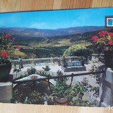 Postales: RONDA JARDINES CASA DON BOSCO. Lote 148321462