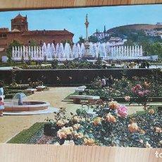 Postales: GRANADA LA ALHAMBRA FUENTE DEL TRIUNFO. Lote 148321786