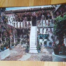 Postales: PATIO CORDOBES CORDOBA. Lote 148322462
