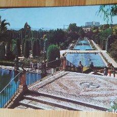 Postales: CORDOBA ALCAZAR DE LOS REYES CRISTIANOS. Lote 148322590