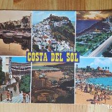 Postales: MARBELLA PUERTO BANUS CASARES FUENGIROLA MALAGA TORREMOLINOS BENALMADENA COSTA DEL SOL. Lote 148323806