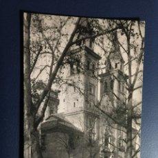 Postales: POSTAL GRANADA. IGLESIA DE LAS ANGUSTIAS. PATRONA DE GRANADA.1909 ESCRITA. Lote 148450226