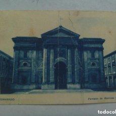 Postales: POSTAL DE SAN FERNANDO (CADIZ): PANTEON DE MARINOS ILUSTRES , PP. SIGLO. CENSURA MILITAR , 1939. Lote 149339998