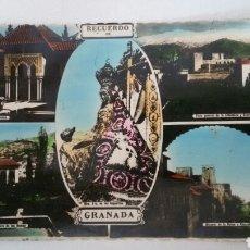 Postales: POSTAL GRANADA. ED ARRIBAS.. Lote 149469842