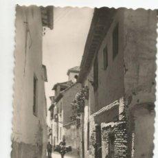 Postales: GRANADA - BARRIO DEL ALBAICIN. CALLE TÍPICA - Nº 163 ED. GARCÍA GARRABELLA. Lote 149580238