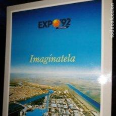Postales: LOTE 17 POSTALES EXPO 92 NUEVAS SIN CIRCULAR. Lote 150061290