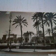 Postales: POSTAL VISTA PARCIAL DE LA PLAZA DE AMÉRICA. Lote 150265370
