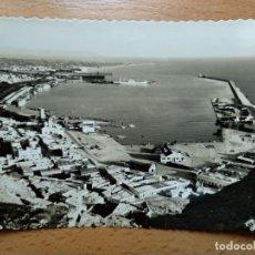 Postales: FOTO POSTAL DE ALMERIA, N. 227, VISTA DEL PUERTO, ED. AISA. Lote 150402342