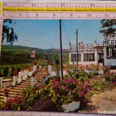 Postales: POSTAL DE CÁDIZ. AÑO 1966. SAN ROQUE, CAMPING MOTEL SAN ROQUE. 1458. Lote 150643106