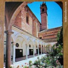 Postales: MINI POSTAL GRANADA LA CARTUJA EDICIONES ARRIBAS CLAUSTRO. Lote 150850670