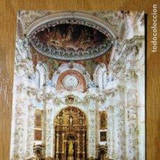 Postales: MINI POSTAL GRANADA LA CARTUJA EDICIONES ARRIBAS SACRISTÍA. Lote 150850738