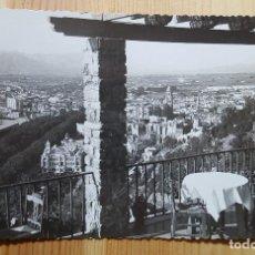 Postales: MALAGA Nº 2 VISTA GENERAL FOTO DIEGO CORTES - CURIOSA ESCRITURA RARA . Lote 150885670