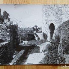 Postales: MALAGA ALCAZABA ED.DIEGO CORTES MATASELLO AEREA MALAGA 1959. Lote 151040142