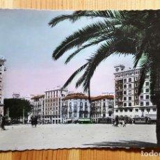 Postales: MALAGA Nº 161 PLAZA DEL GENERAL QUEIPO DE LLANOS ED. ARRIBAS. Lote 151146050
