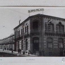 Postales: LINARES. HOTEL OLIMPIA PALACE. JULIO BURELL 16. SIN CIRCULAR.. Lote 151203246
