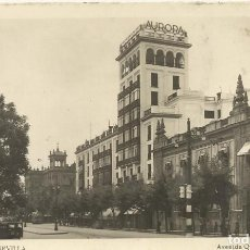 Postales: SEVILLA. AVENIDA DE QUEIPO DE LLANO. 14. 9X14 CM. SIN CIRCULAR. . Lote 151407794