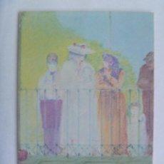 Postales: LIBRO : POSTAL DE SEVILLA . CAJA DE AHORRO Y EL MONTE DE SEVILLA, 1984. Lote 151485810
