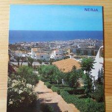 Postales: NERJA PANORAMICA DESDE EL CAPISTRANO Nº 53 ED. ARRIBAS. Lote 151563954