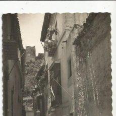 Postales: GRANADA - CALLE TÍPICA DEL ALBAICÍN - Nº 164 ED. GARCÍA GARRABELLA. Lote 151584894