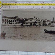 Postales: FOTO FOTOGRAFÍA. PRESUMIBLEMENTE DE LA LÍNEA DE LA CONCEPCIÓN - TARIFA - GIBRALTAR ?. CÁDIZ. 1747. Lote 151898602