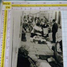 Postales: FOTO FOTOGRAFÍA. PRESUMIBLEMENTE DE LA LÍNEA DE LA CONCEPCIÓN - TARIFA - GIBRALTAR ?. CÁDIZ. 1751. Lote 151898886