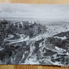 Postales: GRANADA VISTA PARCIAL DESDE EL SACRO MONTE ED SICILIA Nº 74. Lote 152393410