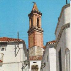 Postales: () ESTEPONA. CALLE MURILLO ... 1 ESQUINA CON LIGERO DOBLEZ. Lote 152470198