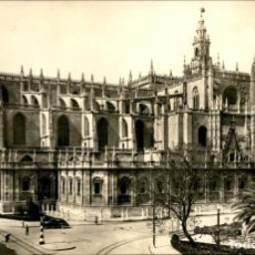 Postales: SEVILLA – CATEDRAL - 9 X 14 CMS . Lote 152699650
