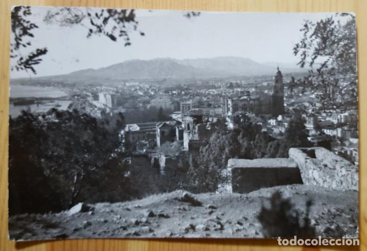 MALAGA VISTA PARCIAL FOTO DIEGO CORTES (Postales - España - Andalucia Moderna (desde 1.940))