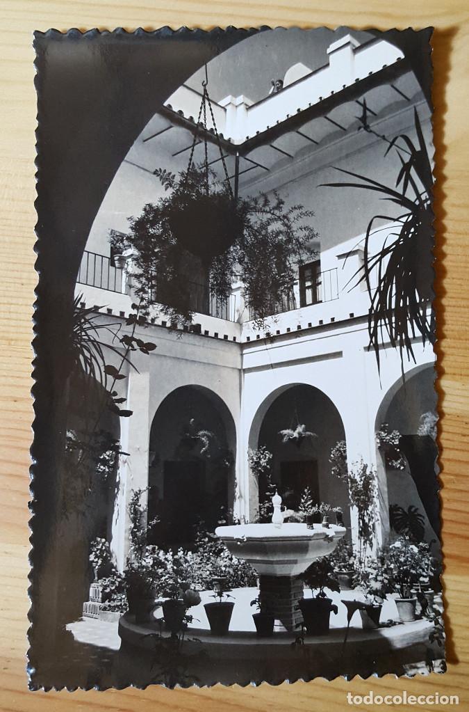CORDOBA PATIO CORDOBES Nº 49 ED. SICILIA (Postales - España - Andalucia Moderna (desde 1.940))
