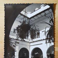 Postales: CORDOBA PATIO CORDOBES Nº 49 ED. SICILIA. Lote 152860562