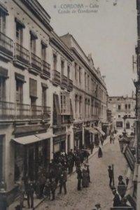 Córdoba. Calle Conde de Gondomar
