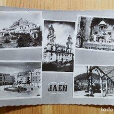 Postales: JAEN VARIAS VISTAS ED ARRIBAS Nº 157. Lote 153164622