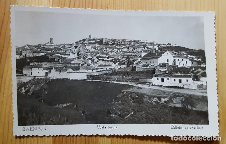 BAENA VISTA PARCIAL ED. ARRIBAS Nº 6 (Postales - España - Andalucia Moderna (desde 1.940))