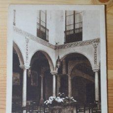 Postales: SEVILLA HOTEL BRISTOL ED. HUECOGRABADO MUMBRU. Lote 153564102