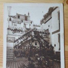 Postales: SEVILLA HOTEL BRISTOL HUECOGRABADO MUMBRU. Lote 153564190