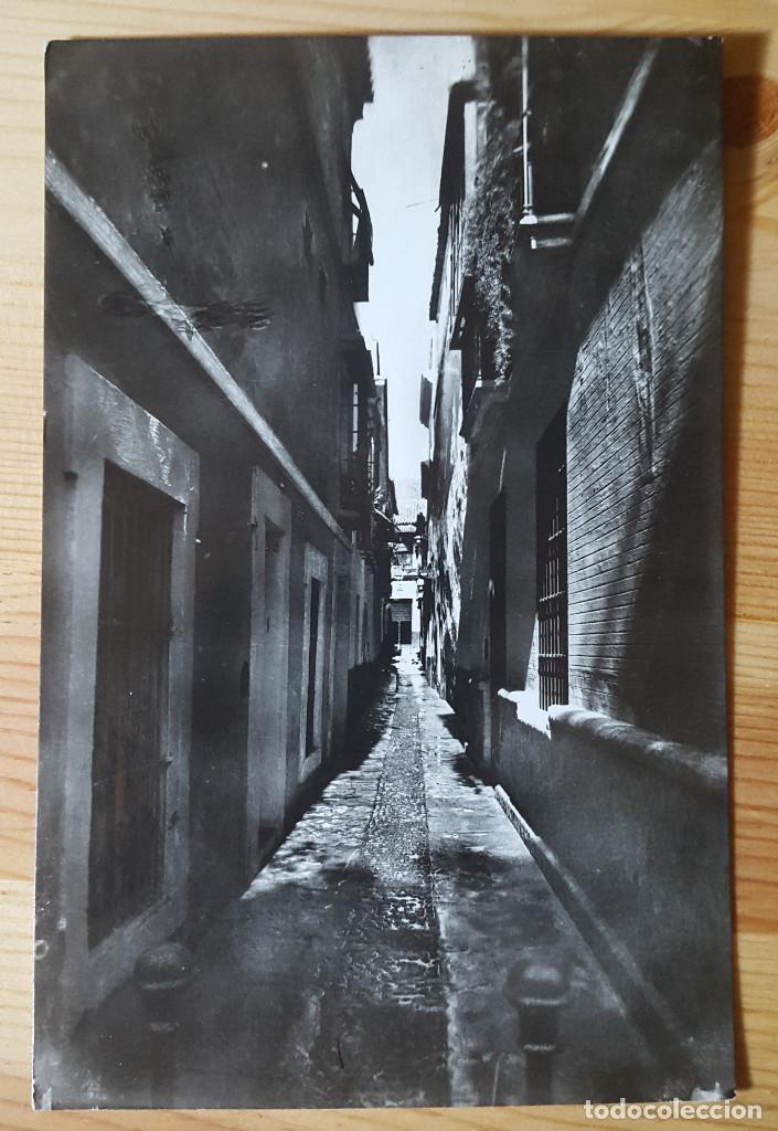SEVILLA CALLE DE JUSTINO DE NEVES ED. HAE Nº 5 (Postales - España - Andalucia Moderna (desde 1.940))