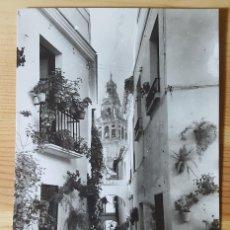 Postales: CORDOBA CALLEJA DE LAS FLORES ED. AISA Nº 225. Lote 153565454