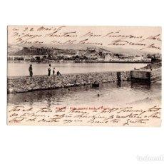 Postales: ALMERÍA.- VISTA GENERAL DEL PUERTO. Lote 153801214