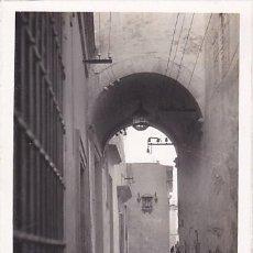 Postales: POSTAL ALMERIA CALLE TIPICA ANDALUZA . Lote 153915346