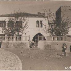 Postales: GUADIX (GRANADA) GRUPO ESCOLAR GENERALÍSIMO FRANCO. (POSTAL FOTOGRÁFICA). Lote 153954138