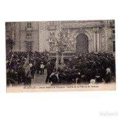 Postkarten - SEVILLA Nº 40 - SEMANA SANTA - JESÚS ATADO A LA COLUMNA - CAPILLA DE LA FÁBRICA DE TABACOS - 154138846