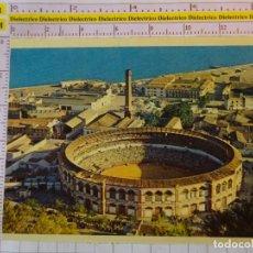Postales: POSTAL DE MÁLAGA. AÑOS 40 50. PLAZA TOROS VISTA PARCIAL. EXCLUSIVAS ÁLAMOS. 2315. Lote 154205450