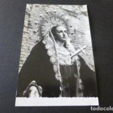 Postales: VELEZ RUBIO ALMERIA VIRGEN DE LOS DOLORES. Lote 154299806