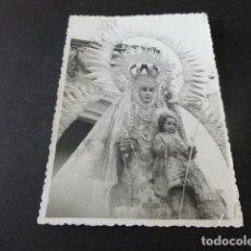 Postales: VILLANUEVA DEL ARZOBISPO JAEN NUESTRA SEÑORA DE LA FUENSANTA FOTOGRAFIA. Lote 154301306