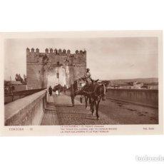 Postales: CÓRDOBA.- LA CALAHORRA Y EL PUENTE ROMANO. Lote 154422842