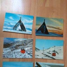 Postales: POS-A--POSTALES DE SIERRA NEVADA GRANADA . Lote 154966158