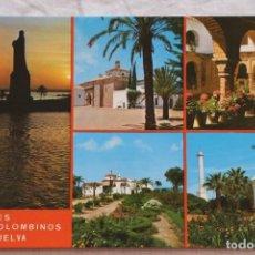 Postales: HUELVA LUGARES COLOMBINOS Nº 93 ED ARRIBAS SIN CIRCULAR. Lote 155379094