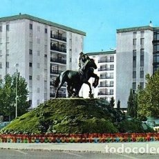 Postales: JEREZ DE LA FRONTERA -9038 MONUMENTO AL CABALLO. Lote 155704722